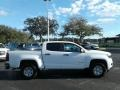 Chevrolet Colorado WT Crew Cab Summit White photo #6