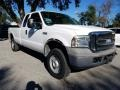 Ford F250 Super Duty XL SuperCab 4x4 Oxford White photo #1