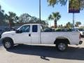 Ford F250 Super Duty XL SuperCab 4x4 Oxford White photo #6