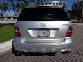 Mercedes-Benz ML 63 AMG 4Matic Iridium Silver Metallic photo #7