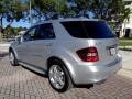 Mercedes-Benz ML 63 AMG 4Matic Iridium Silver Metallic photo #9