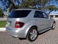 Mercedes-Benz ML 63 AMG 4Matic Iridium Silver Metallic photo #36