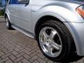 Mercedes-Benz ML 63 AMG 4Matic Iridium Silver Metallic photo #40