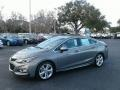 Chevrolet Cruze Premier Pepperdust Metallic photo #1