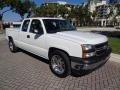 Chevrolet Silverado 1500 Classic LS Extended Cab Summit White photo #1