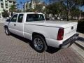 Chevrolet Silverado 1500 Classic LS Extended Cab Summit White photo #9