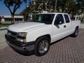 Chevrolet Silverado 1500 Classic LS Extended Cab Summit White photo #13