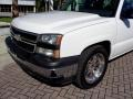 Chevrolet Silverado 1500 Classic LS Extended Cab Summit White photo #23