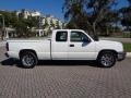 Chevrolet Silverado 1500 Classic LS Extended Cab Summit White photo #55