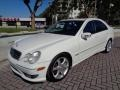 Mercedes-Benz C 230 Sport Arctic White photo #1