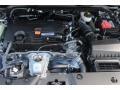 Honda Civic LX Sedan Modern Steel Metallic photo #26