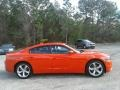 Dodge Charger SXT Plus Go Mango photo #6