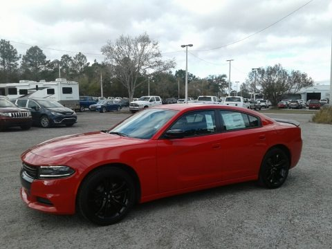 Torred 2018 Dodge Charger SXT