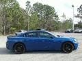 Dodge Charger SXT Plus IndiGo Blue photo #6
