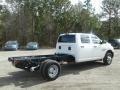 Ram 3500 Tradesman Crew Cab 4x4 Chassis Bright White photo #5