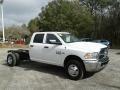 Ram 3500 Tradesman Crew Cab 4x4 Chassis Bright White photo #7
