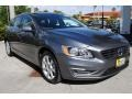 Volvo V60 T5 Osmium Grey Metallic photo #2