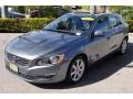 Volvo V60 T5 Osmium Grey Metallic photo #4