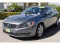 Volvo V60 T5 Osmium Grey Metallic photo #5