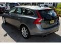 Volvo V60 T5 Osmium Grey Metallic photo #6