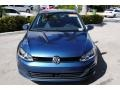 Volkswagen Golf 4 Door 1.8T Wolfsburg Silk Blue Metallic photo #3