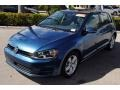 Volkswagen Golf 4 Door 1.8T Wolfsburg Silk Blue Metallic photo #4