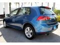 Volkswagen Golf 4 Door 1.8T Wolfsburg Silk Blue Metallic photo #7