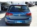 Volkswagen Golf 4 Door 1.8T Wolfsburg Silk Blue Metallic photo #8