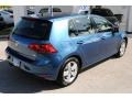 Volkswagen Golf 4 Door 1.8T Wolfsburg Silk Blue Metallic photo #9