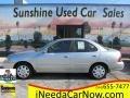 Nissan Sentra GXE Molten Silver photo #1