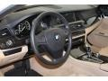 BMW 5 Series 535i xDrive Sedan Alpine White photo #17