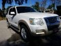 Ford Explorer Eddie Bauer Oxford White photo #1