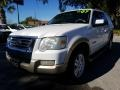 Ford Explorer Eddie Bauer Oxford White photo #7