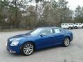 Chrysler 300 Limited Ocean Blue Metallic photo #1