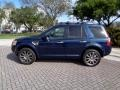 Land Rover LR2 HSE Baltic Blue Metallic photo #3