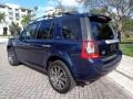 Land Rover LR2 HSE Baltic Blue Metallic photo #6