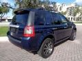 Land Rover LR2 HSE Baltic Blue Metallic photo #10