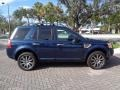 Land Rover LR2 HSE Baltic Blue Metallic photo #12