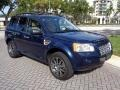 Land Rover LR2 HSE Baltic Blue Metallic photo #14