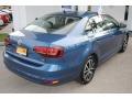 Volkswagen Jetta SE Silk Blue Metallic photo #9