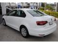 Volkswagen Jetta S Pure White photo #6