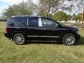 Infiniti QX 56 Liquid Onyx Black photo #12