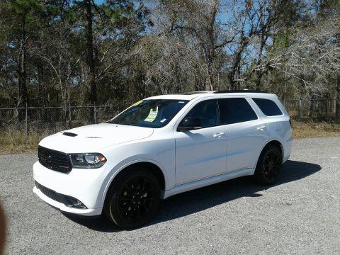 White Knuckle 2018 Dodge Durango GT