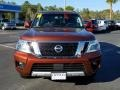 Nissan Armada Platinum Forged Copper photo #8