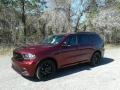 Dodge Durango GT Octane Red Pearl photo #1