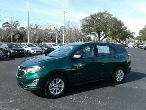 Ivy Metallic 2018 Chevrolet Equinox LS