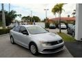 Volkswagen Jetta S Reflex Silver Metallic photo #1