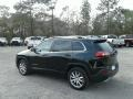 Jeep Cherokee Limited Diamond Black Crystal Pearl photo #3