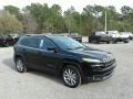 Jeep Cherokee Limited Diamond Black Crystal Pearl photo #7