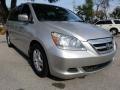 Honda Odyssey EX-L Silver Pearl Metallic photo #1